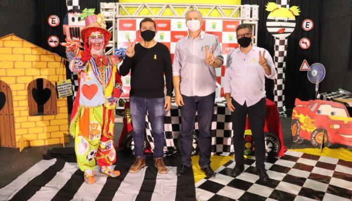 Prefeitura de Limoeiro promove ações para um trânsito seguro durante Campanha Maio Amarelo