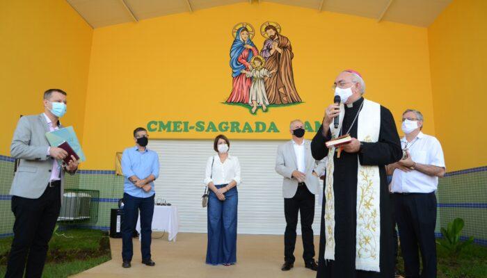 Creche Sagrada Família marca importante capítulo social na história de Limoeiro