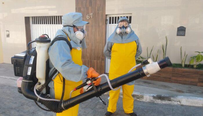 Prefeitura de Limoeiro presente nos bairros para combater as arboviroses