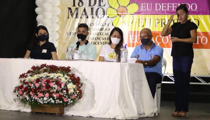 Em Limoeiro, Rede de Assistência Social combate abuso e exploração sexual de crianças e adolescentes