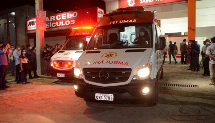 Prefeitura de Limoeiro inaugura novas instalações do SAMU e Almoxarifado Central
