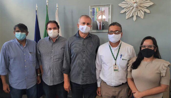 Parceria com SENAR garante cursos profissionalizantes gratuitos em Limoeiro