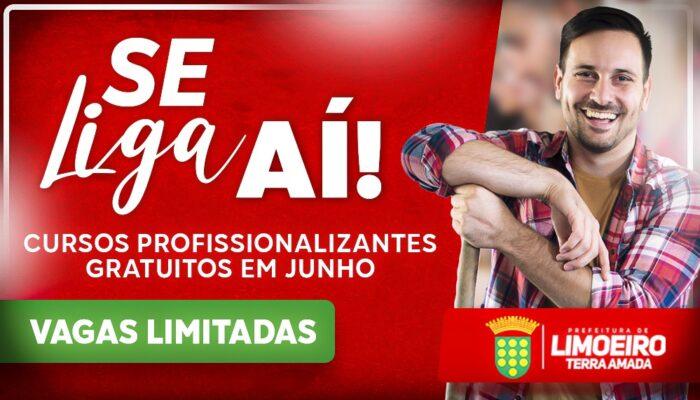 Parceria garante oferta de cursos profissionalizantes do SENAR para Limoeiro
